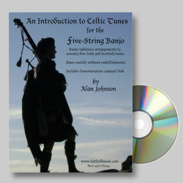 Introduction to Celtic Tunes for the Five-String Banjo